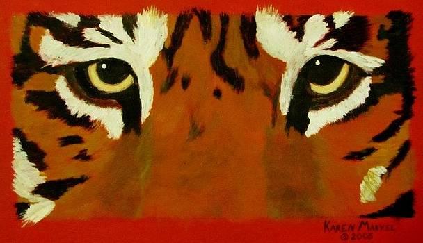 Tiger Eyes by Karen E Marvel