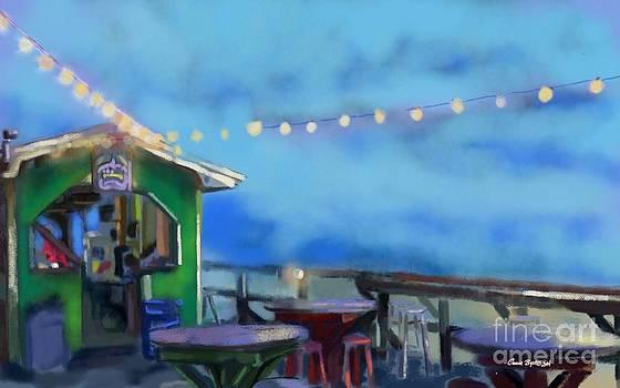 Tiki Bar by Carrie Joy Byrnes