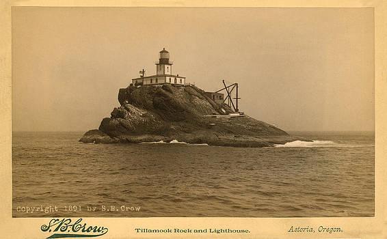 Jerry McElroy - Public Domain Image - Tillamook Rock Lighthouse