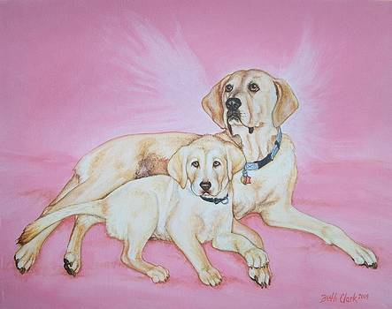 Tilly and Forrest by Beth Clark-McDonal