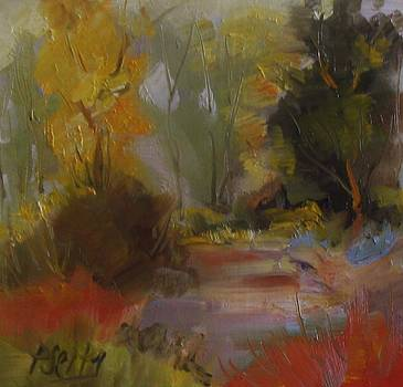 Time for Leaf Picking by Patricia Elliott Seitz