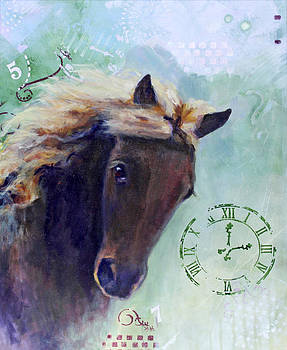 Time to Ride by Rosie Morgan
