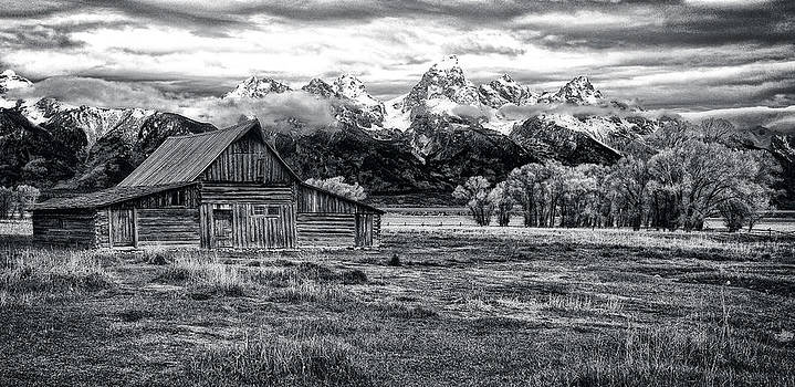 Timeless Jackson Hole by Jeff R Clow