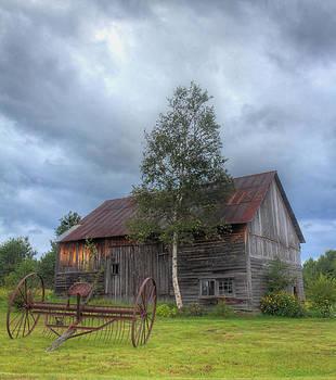 Timelessness In The Adirondacks  by David  Jones