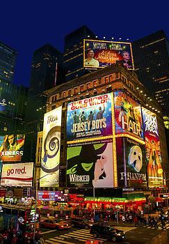 Svetlana Sewell - Times Square