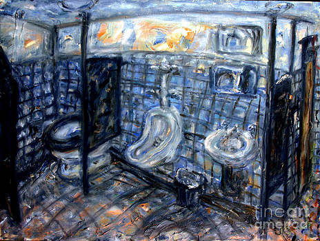 Times Square Toilet by Arthur Robins