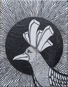 Tin Cockalorum by Jose Alberto Gomes Pereira