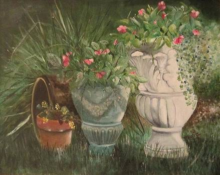 Tina Place Garden by Maria Milazzo