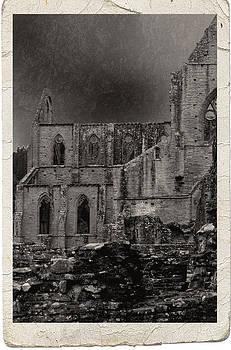 Liz  Alderdice - Tintern Abbey - Sepia Version