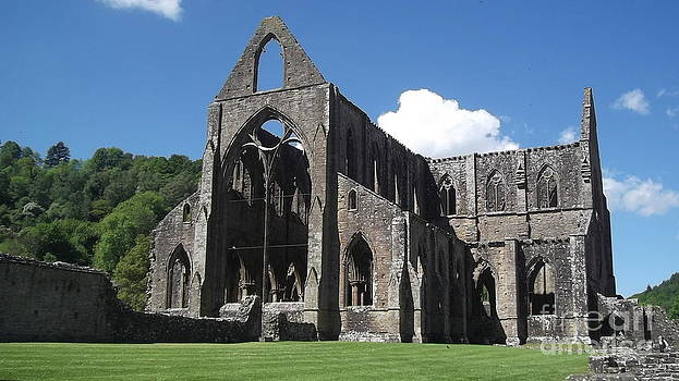 Tintern Abbey by John Williams