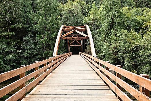 Scott Pellegrin - Tioga Bridge