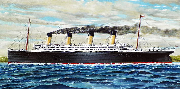 Titanic by RB McGrath