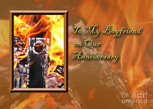Jeanette K - To My Boyfriend on Our Anniversary Fire