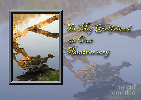 Jeanette K - To My Girlfriend on Our Anniversary Fish