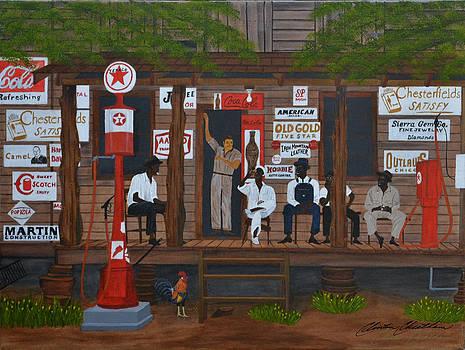 Tobacco Road by Clinton Cheatham