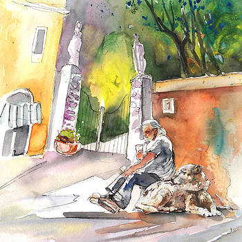 Miki De Goodaboom - Together old  in Italy 04