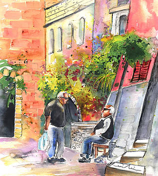 Miki De Goodaboom - Together old  in Italy 05