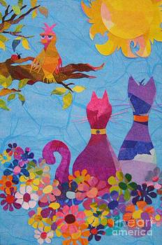 Togetherness by Diane  Miller