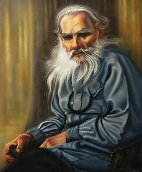Tolstoi by Raffi  Jacobian