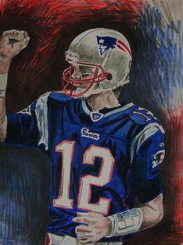 Jeremy Moore - Tom Brady
