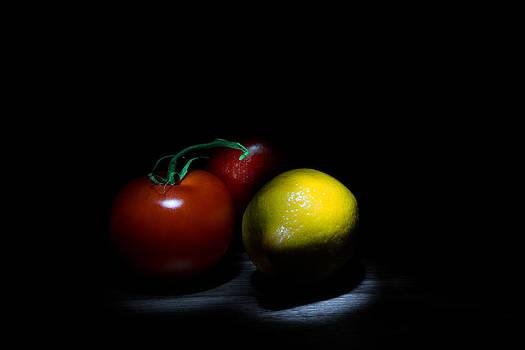 Tomato by Cecil Fuselier