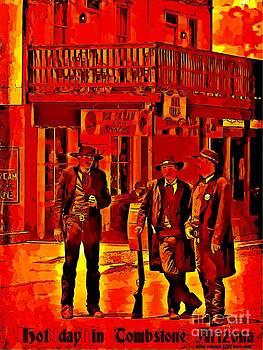 John Malone - Tombstone Heat