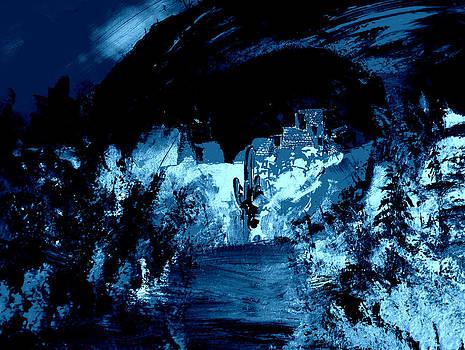 Tonto Moon by Wayne  Ligon
