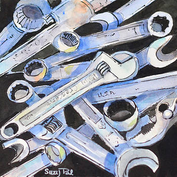 Tools by Suzy Pal Powell