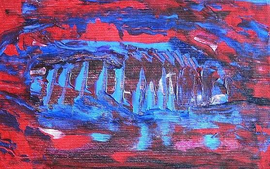 Toothy Passage by Dmitry Kazakov