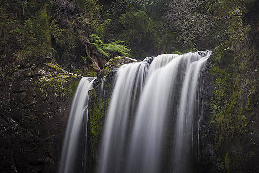 Top of The Falls by Shari Mattox