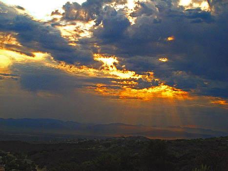 Topanga Canyon 2 by Russell Jenkins