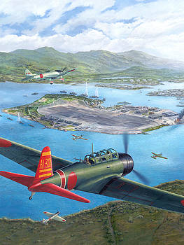 Stu Shepherd - Tora Tora Tora The Attack on Pearl Harbor Begins