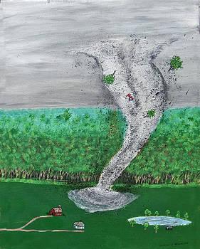 Tornado by Gordon Wendling