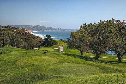 Adam Romanowicz - Torrey Pines Golf Course North 6th Hole