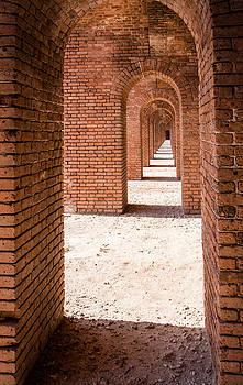 Adam Pender - Tortugas Infinite Walkway