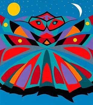 Totem by Synthia SAINT JAMES