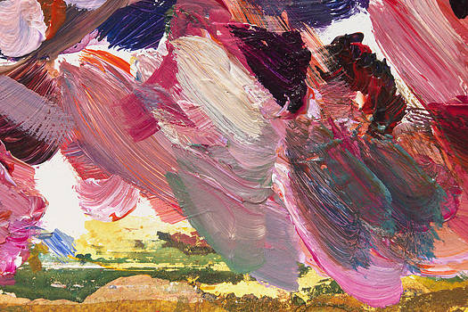 David Lloyd Glover - TOUCHING EARTH