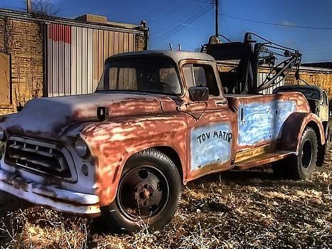 Tow Truck 1 by Jeffrey Platt