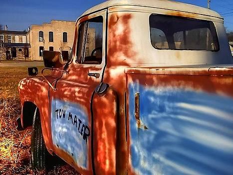 Tow Truck 2 by Jeffrey Platt