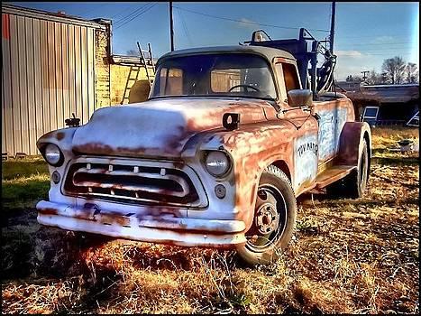 Tow Truck 3 by Jeffrey Platt