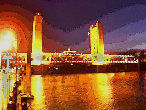 Art Block Collections - Tower Bridge