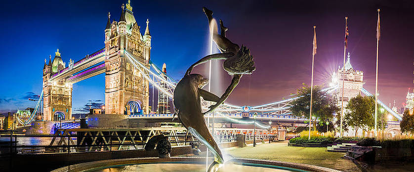 Tower Bridge London Wide nearly TWELVE THOUSAND BY FIVE THOUSAND pixel picture SALE by Ashrof Uddin