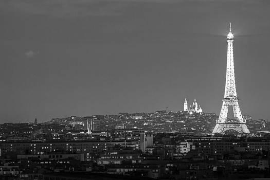 Tower long view by Peter Falkner