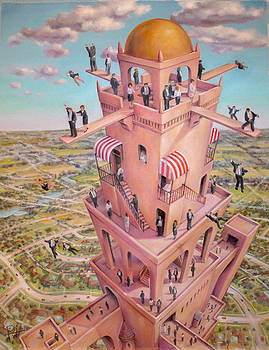 Tower of Babbit by Henry David Potwin