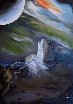 Tower of the Nun by Daniela Giordano