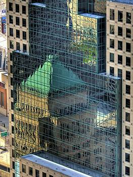 Mel Steinhauer - Tower Reflections