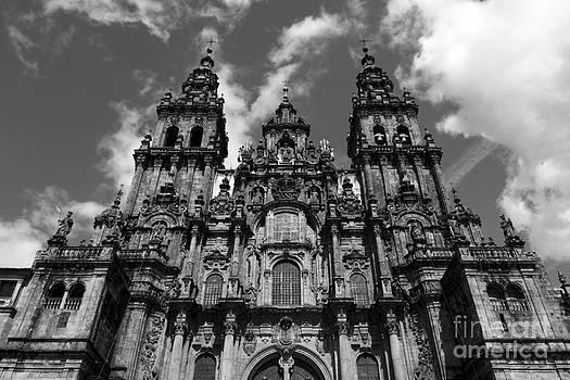 James Brunker - Towers of Santiago de Compostela