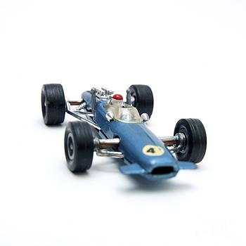 BERNARD JAUBERT - Toy car