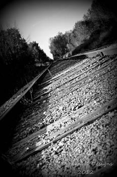 Tracks by Terri K Designs