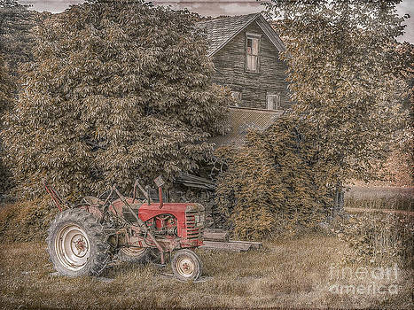 Randy Steele - Tractor For Sale